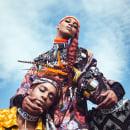 H.O.L 2.0.5 - Afro Style Magazine 18th issue - Los Angeles, US. . Un projet de Photographie, Direction artistique, Br, ing et identité, St, lisme , et Photographie de mode de Isaac Vasquez - 17.10.2018