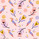 Patterns. Un proyecto de Pattern Design e Ilustración de Ely Ely Ilustra - 19.10.2018