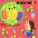 What colour is Science?. Libro infantil para colorear. Un proyecto de Ilustración, Diseño gráfico e Ilustración vectorial de Xiana Teimoy - 29.10.2018