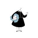 NOCHE DE HALLOWEEN . Un proyecto de Diseño, Ilustración, Animación, Dirección de arte, Diseño de personajes, Bellas Artes, Pintura, Animación de personajes, Animación 2D, Dibujo e Ilustración digital de Irene Bofill García - 30.10.2018