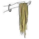 Luna Pasta. Um projeto de Design, Ilustração, Br e ing e Identidade de Florencia Brizuela - 30.04.2018