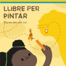 Libro infantil para colorear. Un proyecto de Ilustración y Diseño gráfico de Xiana Teimoy - 04.11.2018