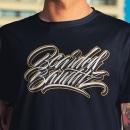 Bearded Banditz Logo. Um projeto de Br, ing e Identidade, Caligrafia, Lettering e Ilustração vetorial de Victor Kams - 06.11.2018