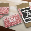 Branding para fotografia. Um projeto de Fotografia, Br, ing e Identidade, Packaging e Design de logotipo de Salvador Sàez - 09.11.2018