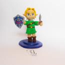 Link The Legend of Zelda . Un proyecto de Modelado 3D de Karin Potter - 13.11.2018