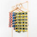Colección de Fulares Estampados. A Design, Product Design, and Pattern Design project by Mónica Muñoz Hernández - 11.13.2018