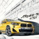 Presentació BMW X2. A Kunstleitung, Events, Marketing, Video und Produktion project by Kety Duran - 14.11.2018