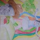 Expocision: colores de mi tierra. Un proyecto de Dibujo artístico de Milca Rivasrd - 15.11.2018