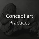 Concept art - Prácticas y estudios. Un progetto di Illustrazione, Pittura e Illustrazione di ritratto di Geovanii Kuznetsov - 18.05.2018
