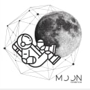 Moon Exhibition | Vitoria-Gasteiz. Um projeto de Artes plásticas, Design gráfico, Design de interiores e Design de cartaz de Endika Gómez de Balugera - 05.05.2017