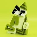 Caras. Un proyecto de Ilustración, Motion Graphics y 3D de Francisco Vargas - 20.11.2018
