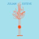 Diseño de portada para Julián Esteve. Um projeto de Design gráfico, Ilustração e Ilustração digital de Chiari Barese - 20.11.2018