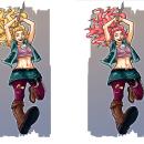 Diseño de Personajes. Un proyecto de Ilustración, Diseño de personajes e Ilustración digital de RosaSG - 22.11.2018