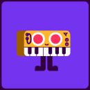 Synths. Un proyecto de Ilustración, Música, Audio, Animación, Diseño de personajes y Animación 2D de Panchis Oii - 25.11.2018