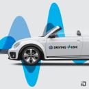 Volkswagen - Driving Music. Un proyecto de Diseño Web, Desarrollo Web y Naming de Binalogue - 10.08.2018