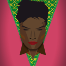Etniczero: Relativo a la raza. Um projeto de Ilustração, Design de interiores, Ilustração vetorial e Criatividade de Daniel García Cabaleiro - 26.11.2018