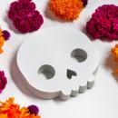 Calaverita: Día de Muertos. Un proyecto de Ilustración, Dirección de arte y Papercraft de Lía Nalé - 01.11.2018