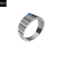 Ring with gems.... Un proyecto de Diseño de jo y as de Santi Casanova González - 29.11.2018
