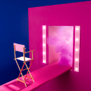 White night 2018. Un proyecto de Fotografía, Dirección de arte y Escenografía de I'm blue I'm pink - 03.12.2018