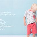 Diseño gráfico y textil para Little's Fashion Therapy. Un proyecto de Diseño, Diseño gráfico e Ilustración de Neus M. A. - 01.04.2016