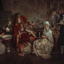 """Una historia real """"Mary Toft"""". Um projeto de Fotografia, Cinema, Vídeo e TV, Direção de arte, Cinema, Retoque fotográfico e Fotografia de retrato de Rebeca Saray - 11.12.2018"""