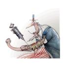 Caricatura Editorial. Un proyecto de Ilustración de Víctor Vélez - 19.12.2018