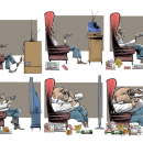 Animaciones. Un proyecto de Animación, Animación de personajes y Animación 2D de Víctor Vélez - 19.12.2018