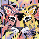 Girl Power. A Design, Illustration, Bildende Künste, Innenarchitektur, Innendesign, Malerei, Collage, Urban Art, Kreativität, Zeichnung und Concept Art project by Rebeca Zarza - 26.12.2018