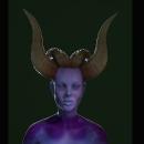 Demon. Um projeto de 3D de Sebastián Lorenzo Cardenete Tallón - 31.12.2018