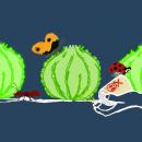 Agrotóxicos, del campo a tu casa. Um projeto de Animação 2D e Design de Dannery Jaime - 01.01.2019