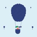 Knowmad Institut . Un proyecto de Ilustración de Mar Reina - 02.01.2019