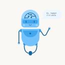 Libre AI. Un proyecto de Ilustración, Diseño de personajes y Pattern Design de Mar Reina - 02.01.2019