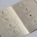 Discovering the Balearics | Ginbo Menu. Un projet de Conception éditoriale de Amanda Nolla Wilhelm - 17.04.2018