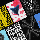 Pósters Nº 1. Un proyecto de Diseño gráfico, Tipografía y Diseño de carteles de Gonzalo López - 08.01.2019