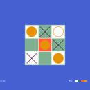 TIC TAC TOE. A Illustration, Motion Graphics, Animation, Vector Illustration, and 2D Animation project by Juan Palmer Forcada - 01.10.2019