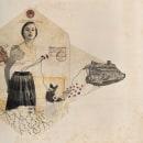 Cartas de amor Vol. I de Hamlet a Ofelia. Un proyecto de Bellas Artes e Ilustración de Adriana Bermúdez - 13.01.2019