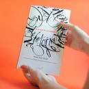 *en el ojo de la tormenta. Um projeto de Direção de arte, Br, ing e Identidade, Design editorial, Design gráfico, Tipografia, Escrita e Caligrafia de Florencia Suárez - 18.01.2019