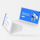 Fortask - Project management. Un projet de Illustration , et UI / UX de Px8 Digital Studio - 18.01.2019