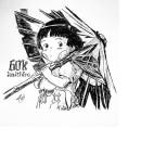 Ghibli-art. Um projeto de Desenho e Desenho a lápis de Kai Lm - 29.01.2019