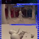 S T R A N G E   A B D U C T I O N. Un proyecto de Motion Graphics, 3D, Multimedia, VFX, Animación de personajes, Animación 3D, Creatividad, Modelado 3D y Diseño de personajes 3D de Alan Sánchez Flores - 01.02.2019