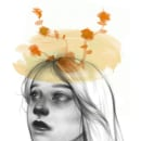 Be sure to wear flowers in your head. A Illustration, Drawing, Digital illustration, and Artistic drawing project by Leticia Platero Suárez - 02.05.2019