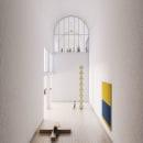 MALI Museum - Lima, Perú. Un proyecto de 3D, Arquitectura, Arquitectura interior e Ilustración digital de AUPA Archviz - 11.07.2016