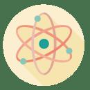 Iconos Ciencia. A Icon design project by Gala Fiz - 02.06.2019