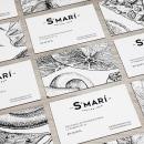 S´Marí. Un proyecto de Br, ing e Identidad, Diseño gráfico e Ilustración de Amets Muruzabal - 15.05.2017