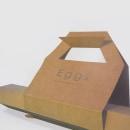 E g g s B o x · Packaging. Um projeto de Design, Br, ing e Identidade, Design gráfico, Packaging e Design de produtos de Patricia Sanjuán - 14.02.2019