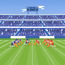 Skillz - eSports for everyone. Um projeto de Ilustração, Animação, Animação de personagens, Ilustração vetorial e Animação 2D de Moncho Massé - 18.02.2019