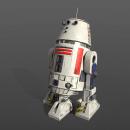 Star Wars R4D5. Un proyecto de 3D y Modelado 3D de enriquepbart - 20.02.2019