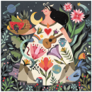 Puzzle EeBoo. Um projeto de Pintura de Maya Hanisch - 20.01.2019