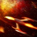 SPACE ÓPERA!. Un proyecto de Ilustración, 3D, Ilustración digital, Modelado 3D y Concept Art de Sergio Gimeno Martínez - 20.02.2019
