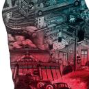 """""""Asalto en el WOK JIAN"""". Un projet de Illustration, Conception éditoriale, Beaux Arts, B, e dessinée , et Créativité de Miguel Pérez García - 20.02.2019"""